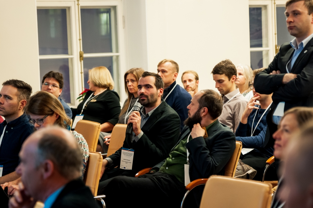 Conference in Tallinn