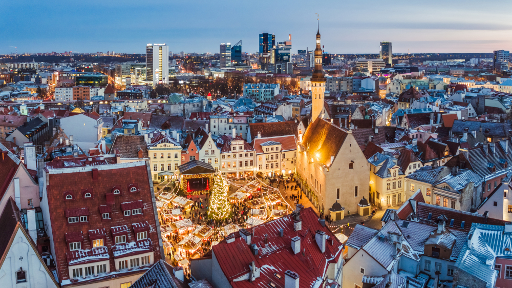 Tallinn, Photo: Kaupo Kalda © Tallinn City Tourist Office & Convention Bureau